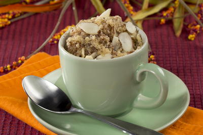 EDR Coffee Cake in a Mug