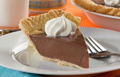 Always-Good Chocolate Pie
