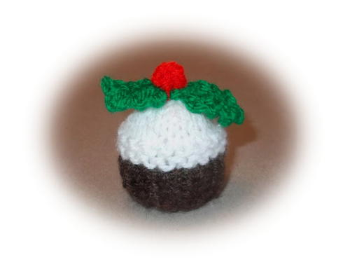 Super Cute Mini Christmas Pudding