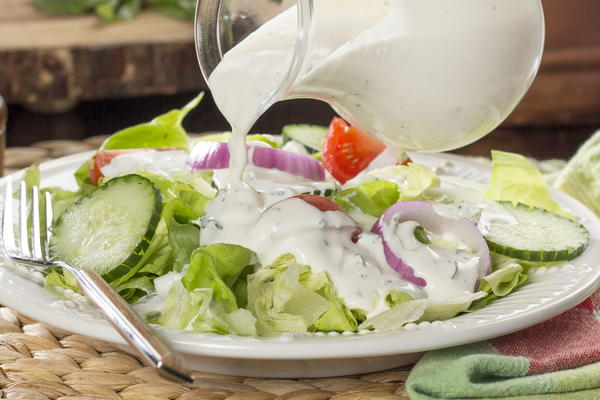 Country Buttermilk Dressing