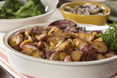 Roasted Party Potatoes