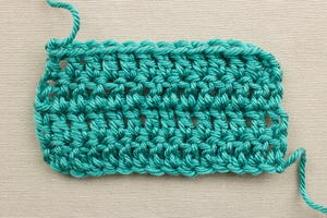 How to Double Crochet (Video Tutorial)