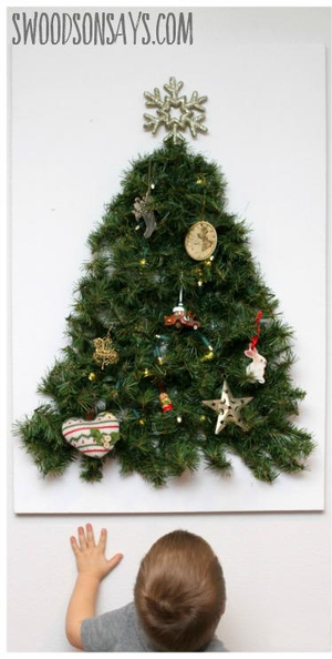 Toddler Proof Christmas Tree.Toddler Proof Christmas Tree Crafts Favecrafts Com