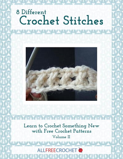 20+ Basic Crochet Stitches (+ Video Tutorials!) | AllFreeCrochet com