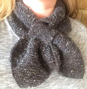 Small and Simple Scarf