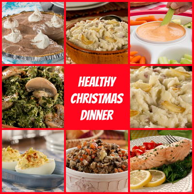 Healthy Christmas Dinner Menu | MrFood.com