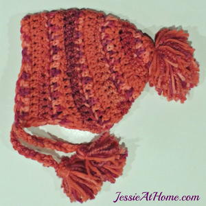 Warm Hug Crochet Hat Pattern