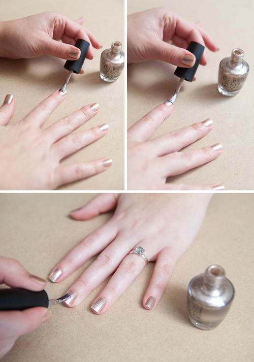 Perfect DIY Manicure