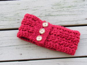 Angelina Chunky Ear Warmer