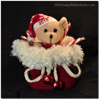 Santa Sack Crochet Bag Pattern