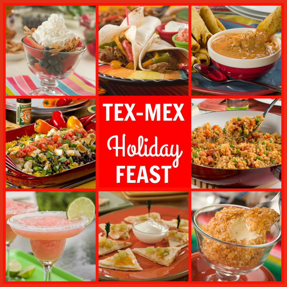 Our Top Picks For Preparing A Feast: Tex-Mex Holiday Feast