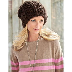 Super Chunky Textured Hat