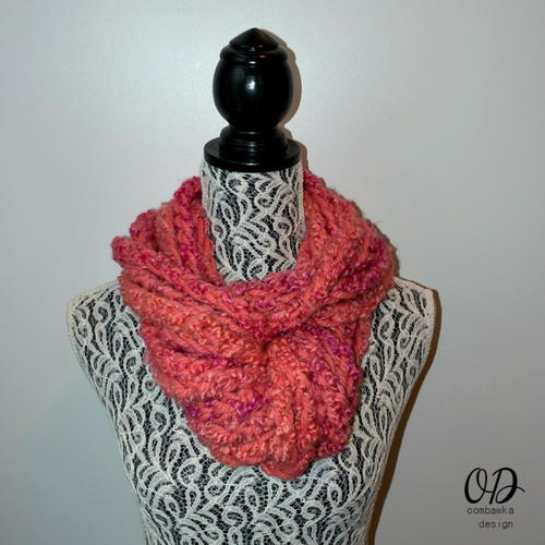 Mix•It•Up Beginner Cowl