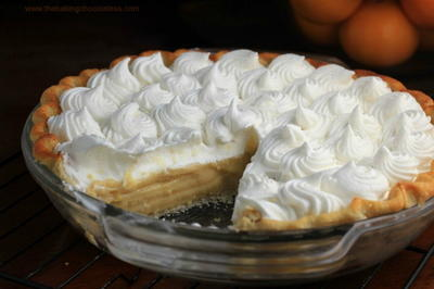 Marvelous Butterscotch Pie