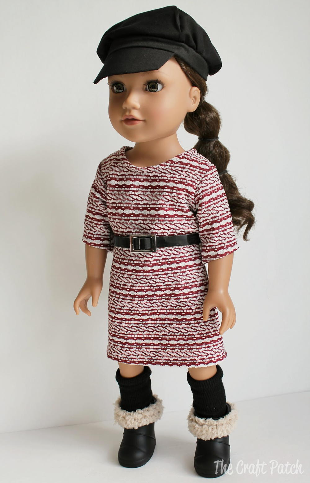 Super Versatile Doll Dress Pattern Allfreesewing Com