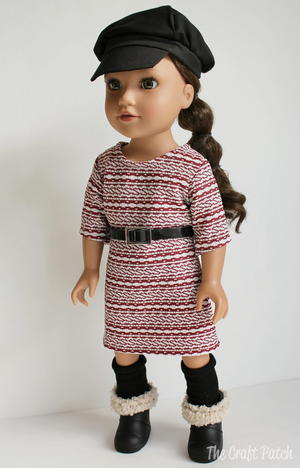 Super Versatile Doll Dress Pattern