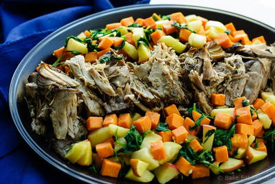 Comforting Slow Cooker Pork Roast
