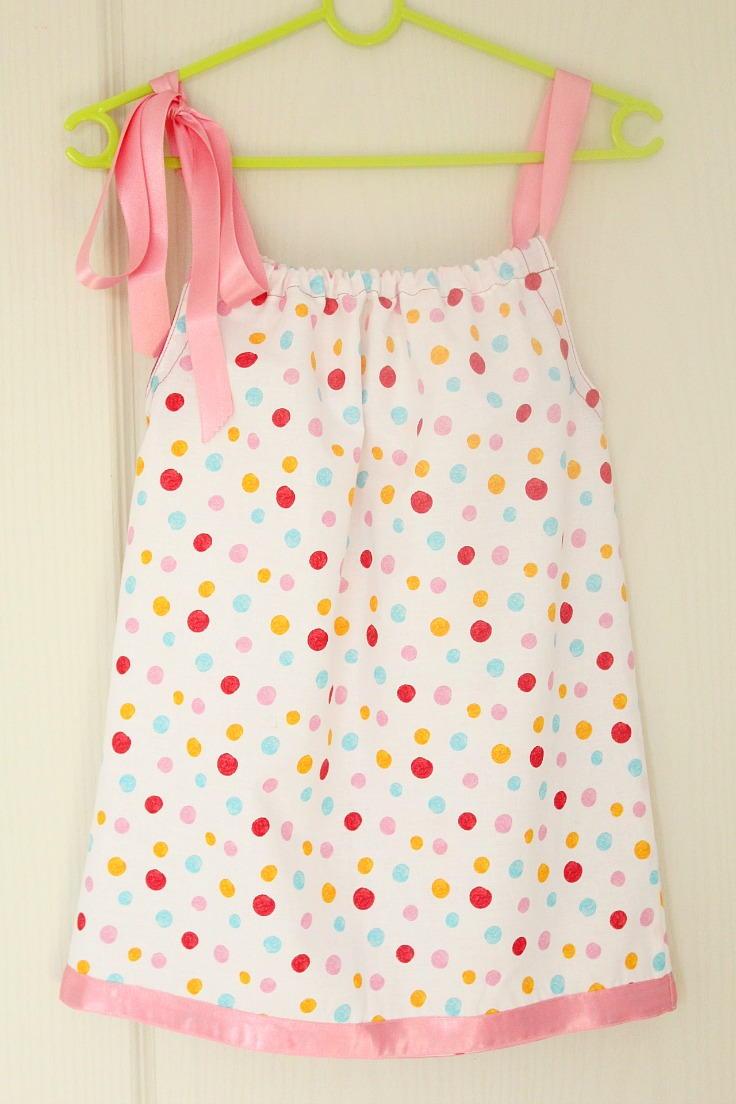 Darling DIY Pillowcase Dress   FaveCrafts.com