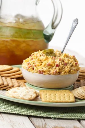 My Three Son's Pimento Cheese Dip