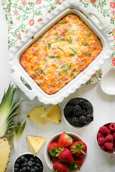 Farmers Breakfast Casserole