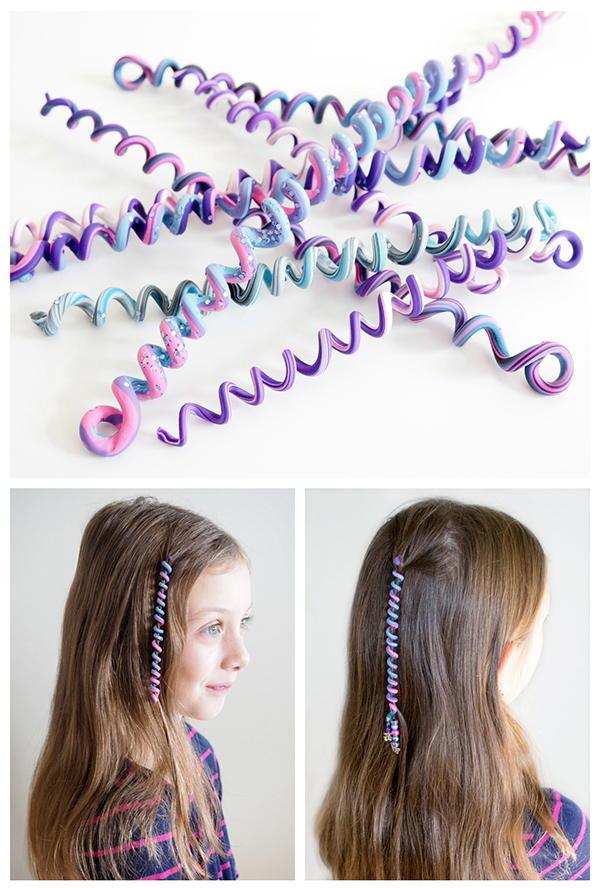 Storage Tips Hair Accessories