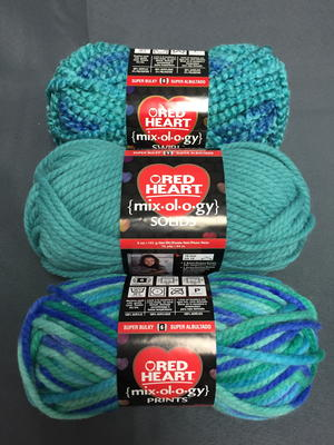 Red Heart Mixology Yarn Allfreeknitting Com