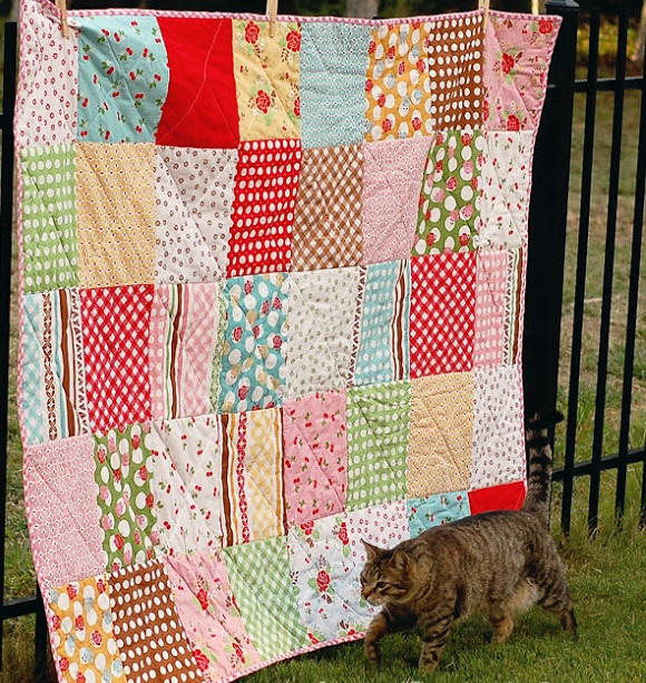 Easy Peasy Picnic Quilt Favequilts Com