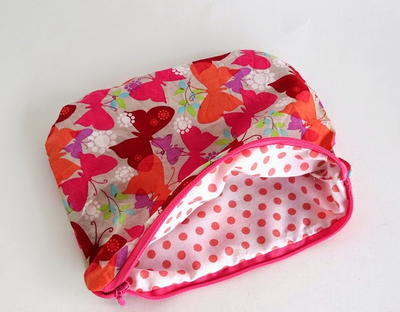 30 Minute Pouch Sewing Pattern