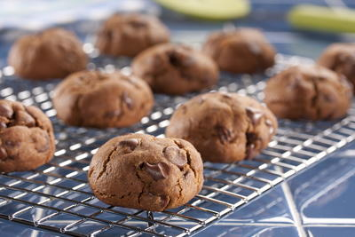 EDR Ginger Spice Chocolate Cookies