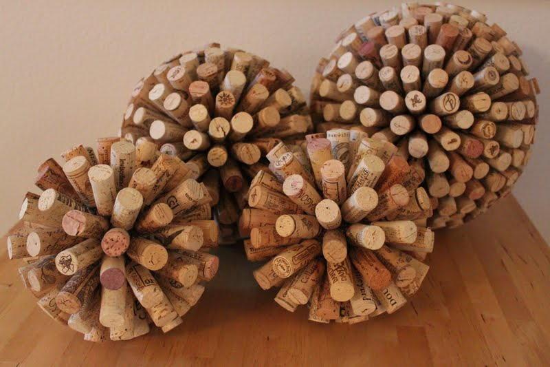 Wine Cork Balls Favecrafts Com