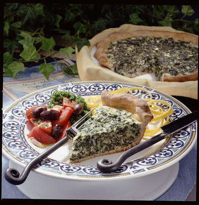 EDR Greek Spinach Pie