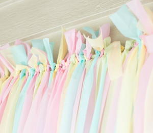 Pastel Delight Fabric Backdrop