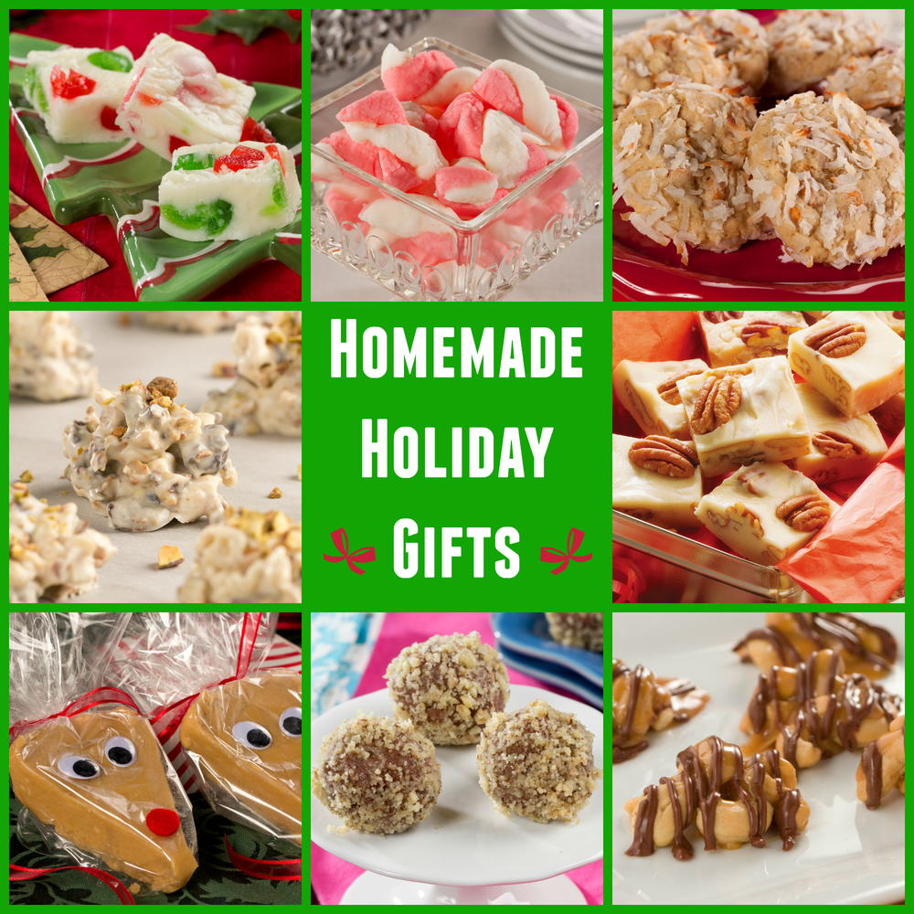 Food Gifts For Christmas, Edible Christmas Gifts