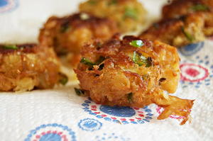 Jalapeno Crab Cakes