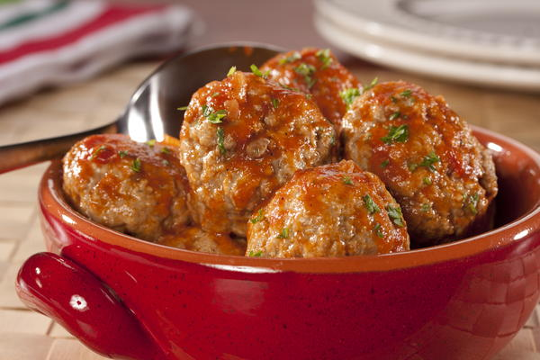 EDR Homemade Pork Meatballs