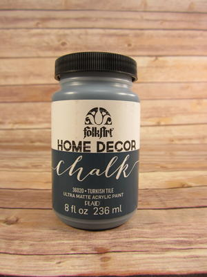 Folk Art Home Decor Chalk Paint | Favecrafts.Com