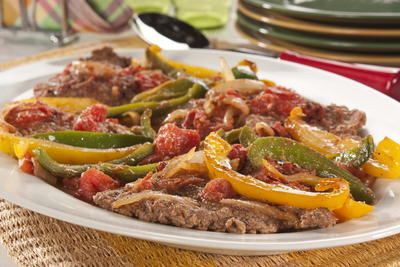 EDR Italian Steak and Veggies
