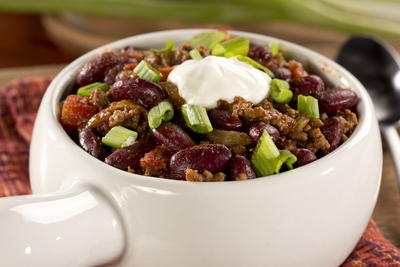 Lean n Mean Chili Con Carne