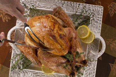 EDR Lemon Herb Turkey