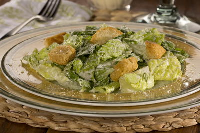 EDR Lighter Caesar Salad