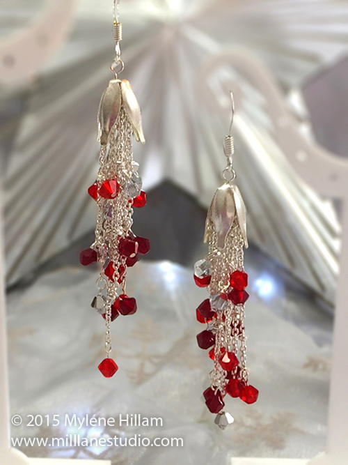 Very Merry Berry Earrings