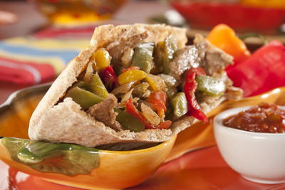 EDR Mexican Fajita Pockets
