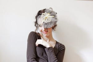 Beautiful Bridal Fascinator