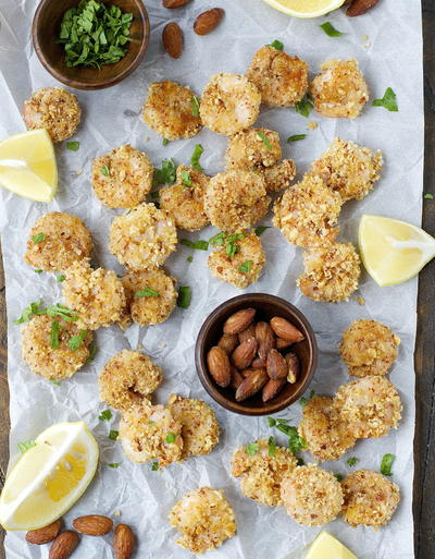 Crispy Smokehouse Popcorn Shrimp