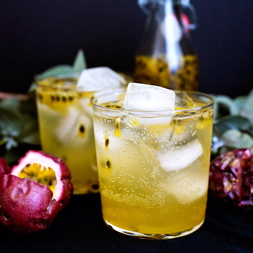 Perfect Passionfruit Cocktail