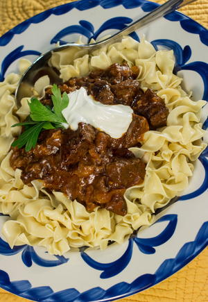 All Day Hungarian Goulash