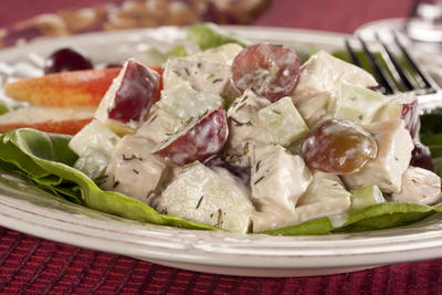 Your Very Own Waldorf Salad