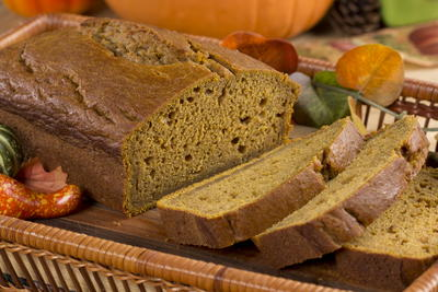 EDR Perfect Pumpkin Bread
