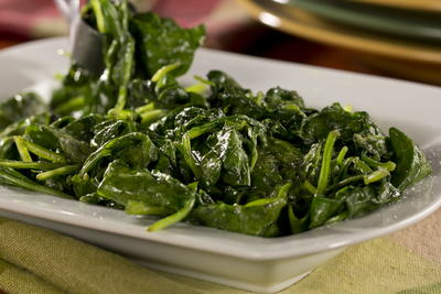 Simply Spinach