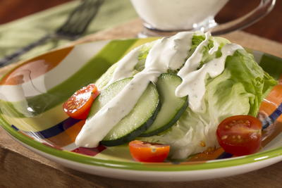 Tangy Buttermilk Dressing
